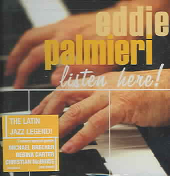 LISTEN HERE BY PALMIERI,EDDIE (CD)