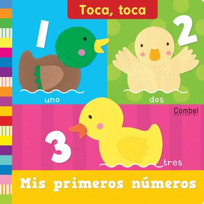 Mis primeros numeros / My First Numbers By Redford, Ruth/ Maddocks, Maria (ILT)